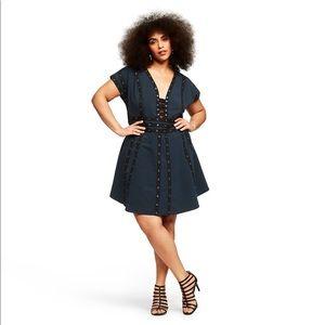 Zac Posen for Target Mini Dress - 16W